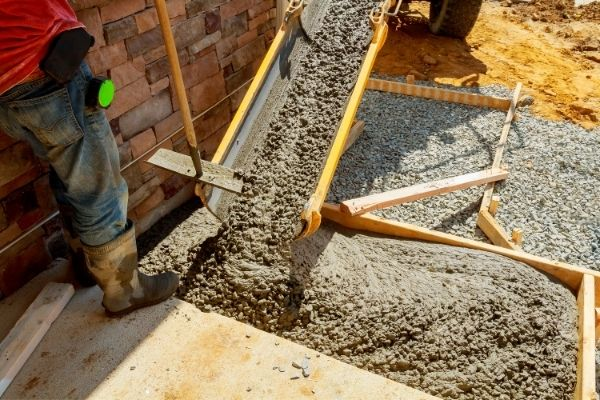 concrete contractor Knoxville